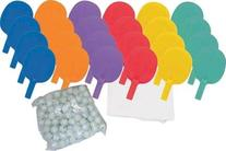 6 Color Table Tennis Pack