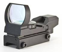 Ultimate Arms Gear Tactical 4 Reticle Red Dot Open Reflex