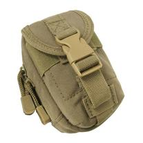 Condor Tactical iPouch Tan NEW MA45-003 MOLLE PALS