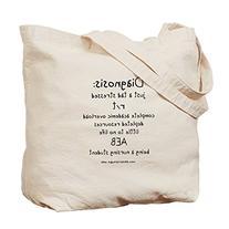 CafePress - Tad Stressed Student Nurse Tote Bag - Natural
