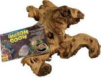 "Mopani Wood Large 16 - 18"" Aquarium Tag"