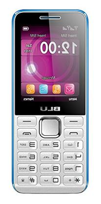BLU Tank II T193 Unlocked GSM Dual-SIM Cell Phone with