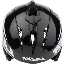 Lazer Tardiz TT and Tri Helmet: Black LG