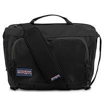 JanSport Tasker Messenger Bag Black