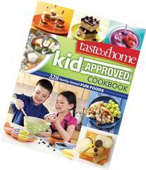 Kid Approved Cookbook