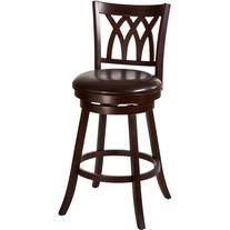 Hillsdale Tateswood Swivel Bar Stool - Cherry