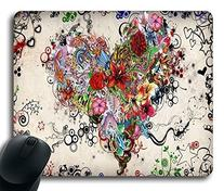 Tattoo heart Top Game Mouse Pad PC Computer Gaming Mousepad