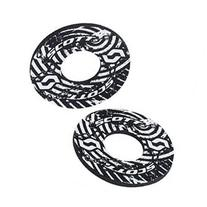 Scott USA Tattoo MX Grip Donuts Black/White