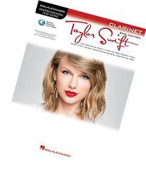 Taylor Swift For Clarinet - Instrumental Play-Along Cd/Pkg