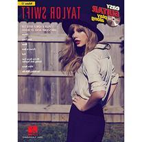 Hal Leonard Taylor Swift - Easy Guitar Play-Along Volume 12