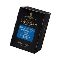 Taylors of Harrogate Decaffeinated Breakfast Tea, 50 Count