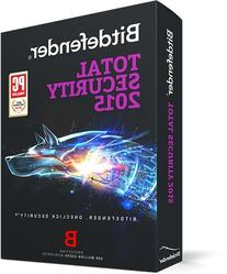 Bitdefender Tb11052003en-m2 Total Security 2015 Value