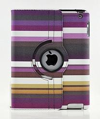 TCD Purple Multi-Color Striped Camouflage 360 Degree