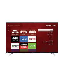 "TCL 55"" 4K Ultra HD Roku Streaming Smart LED TV"