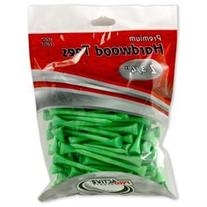 "ProActive Sports TE234G100 2 3/4"" 100/Pack Citrus Green"