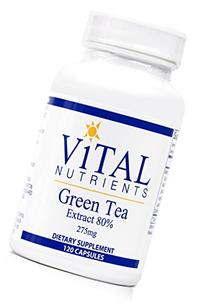 Vital Nutrients - Green Tea Extract 275 mg - Potent