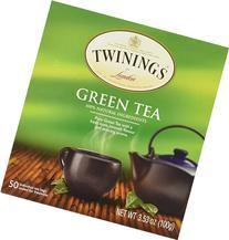 Twinings Tea Green Tea, 50 ct
