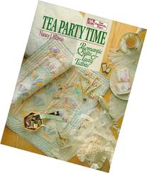 Tea Party Time: Romantic Quilts and Tasty Tidbits