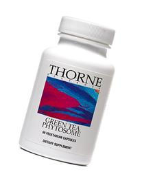 Thorne Research - Green Tea Phytosome - Complex of Green Tea