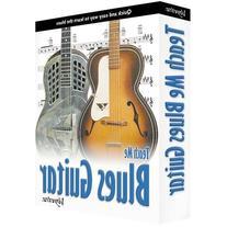 Teach Me Blues Guitar
