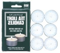UCO Tealight Candles for Lanterns and General Use