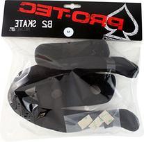 Pro Tec  Helmet Liner SM Black Wrap