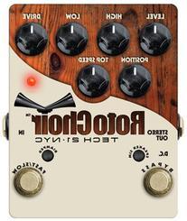 Tech 21 ROTO Roto Choir Guitar Chorus Effect Pedal