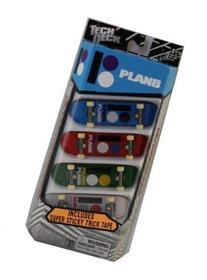 Tech Deck 'PLAN B' 96mm Fingerboards 4 Pack,  #20038000