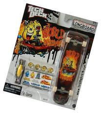 Tech Deck Exclusive Longboard 120mm World Industries Fire