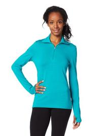 Tech Top Long Sleeve Half Zip Top - Womens