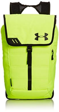 Under Armour Tech Pack Sackpack, High-Vis Yellow, One Size