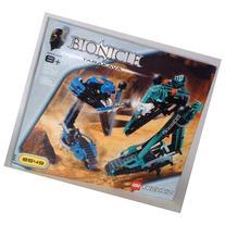 Lego Technic BIONICLE Tarakava Set# 8549