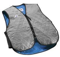 Techniche HyperKewl Cooling Sport Vest Adult Large Silver