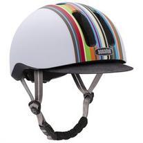 Nutcase Technicolor Metroride Bike Helmet