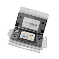 Nintendo 3DS Screen Protector + Full Body, Skinomi TechSkin
