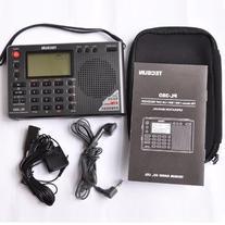 TECSUN PL-380 DSP FM stereo. MW. SW. LW. World Band PLL