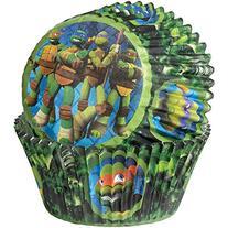 Teenage Mutant Ninja Turtles Baking Cups 50 Count