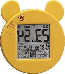 Temperature and Humidity Meter  Winnie the Pooh Navi Yellow