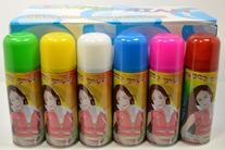 Temporary Hair Color Spray 3 oz - Case