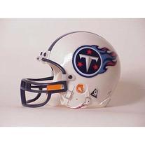 NFL Tennessee Titans Replica Mini Football Helmet