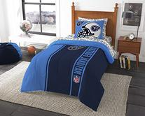 """NFL Tennessee Titans Soft & Cozy Twin Comforter Set , 64"""" x"""