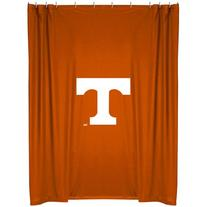 Sports Coverage Tennessee Volunteers Shower Curtain