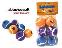 Pet Brands Tennis Balls 6Pk