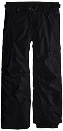 686 All Terrain Insulated Pant - Boys' Black, XS