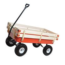All-Terrain Wagon with Sides 330lb Capacity
