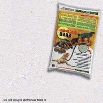 Reptile Sciences Terrarium Sand for Aquarium, 10-Pound,
