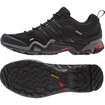 Adidas OutdoorFast X Hiking Shoe - Men's-Carbon/Black/