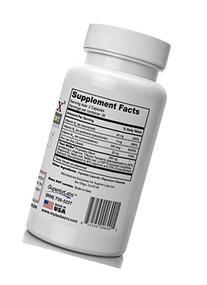 Superior Labs Test Worx Testosterone Booster Supplement