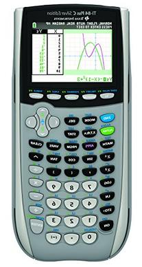 Texas Instruments 84PLSEC/TBL/1L1/L Graphing Calculator,