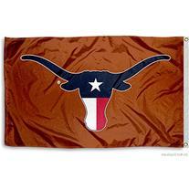 Texas Longhorn Flag TX State Flag Colors